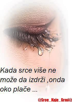 Nema tih suza