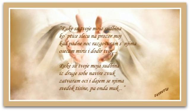 Ruke tvoje