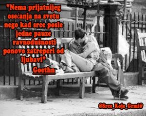 Goethe-Osećanja
